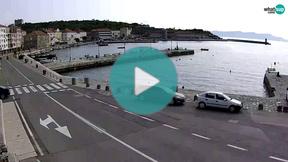 Senj - Riva - Live Cam Croatia