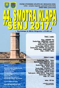 Klape plakat 2017