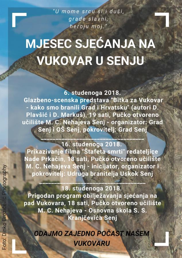 Plakat - Vukovar