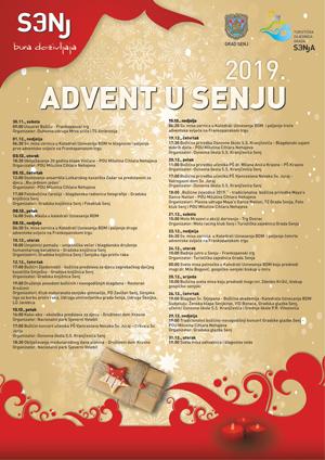 Advent u Senju
